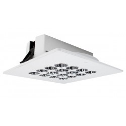 Lámpara Downlight Led Empotrable COOL 4x4 Fluvia
