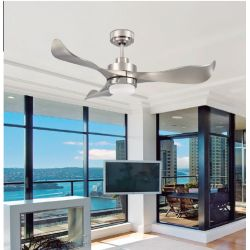 Led Ceiling Fan With Light FALCON Sulion