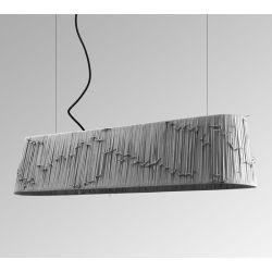 Suspension Lamp SHOELACES T BILLAR Metalarte