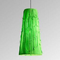 Suspension Lamp SHOELACES T CONO Metalarte