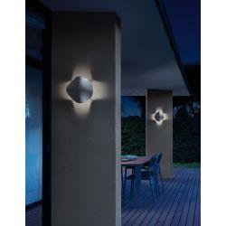 Lámpara Aplique Exterior CORNET A/01 Bover