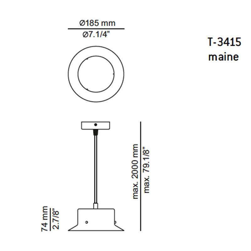 Design Led Lighting > Led Suspension Lamps > Led Suspension Lamp ...