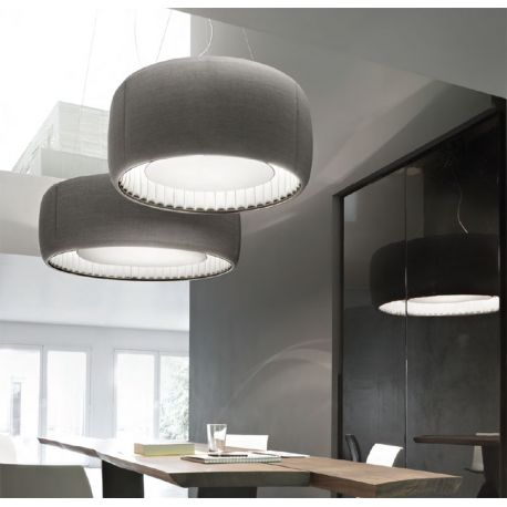Suspension Lamp Silenzio Luceplan
