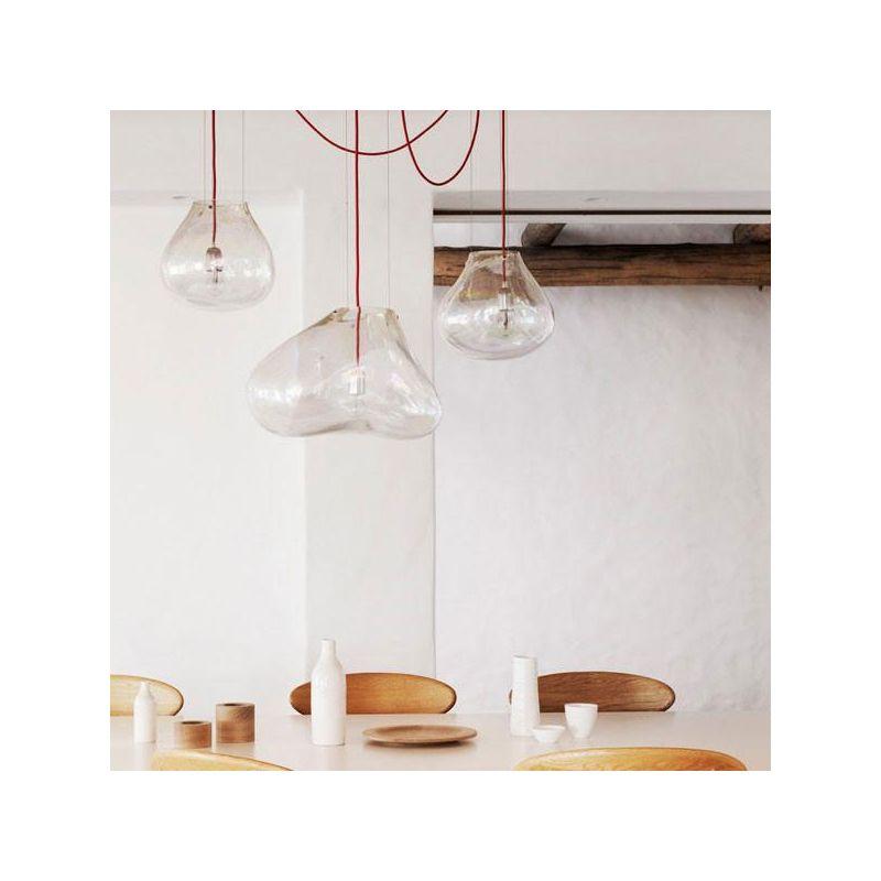 Led lighting bathroom - Suspension Lamp Bolla Fontana Arte L 225 Mparas De Decoraci 243 N