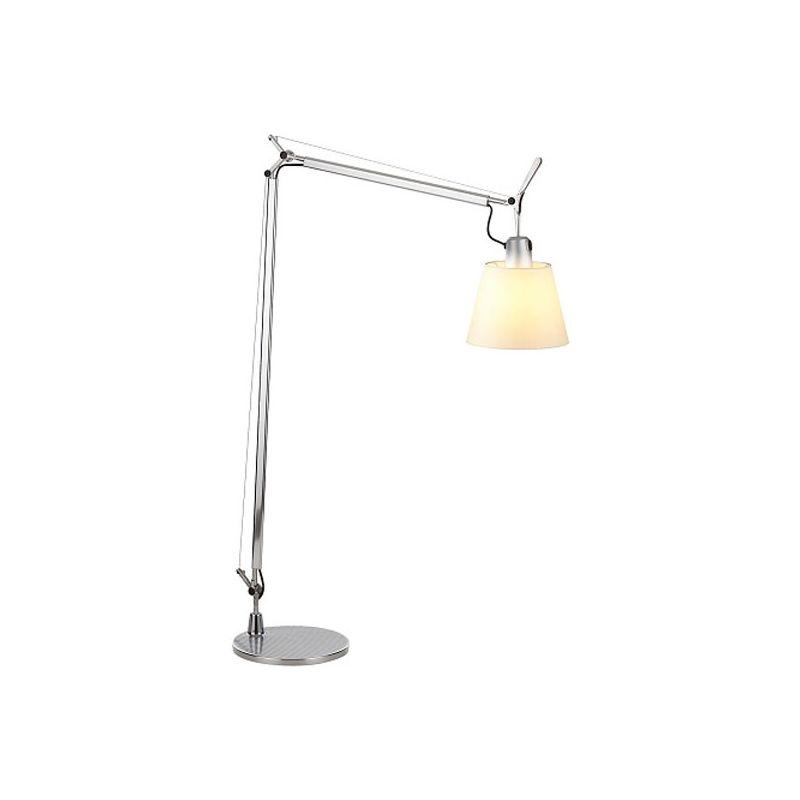 floor lamp tolomeo basculante lettura artemide l mparas. Black Bedroom Furniture Sets. Home Design Ideas