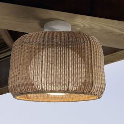 Outdoor Ceiling Lamp FORA Bover
