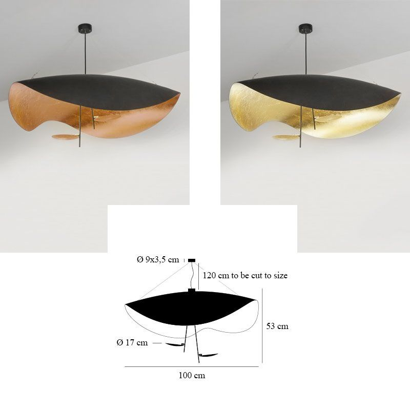 Led Suspension Lamp Lederam S2 Catellani Amp Smith