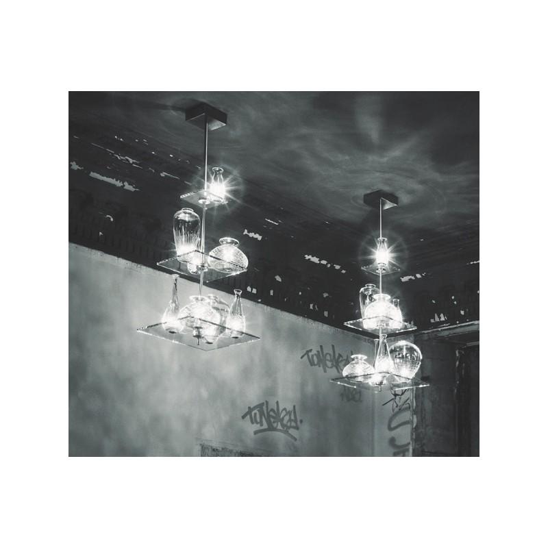 ... Design Suspension Lamps > Suspension lamp CICATRICES DE LUXE 5 by Flos