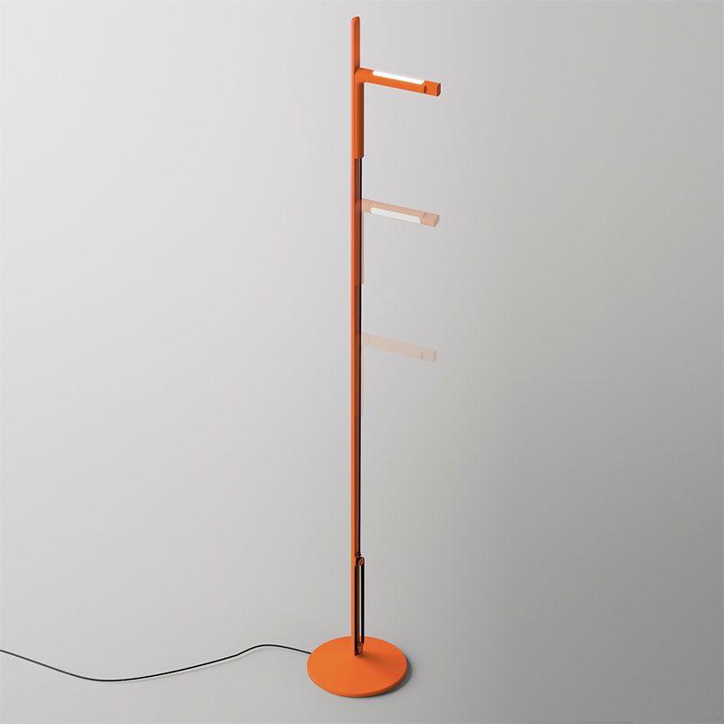 led floor lamp siptel fontana arte l mparas de decoraci n