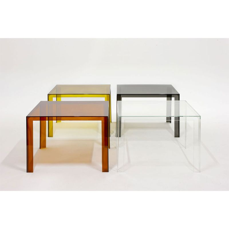 Table Invisible Table Kartell L Mparas De Decoraci N