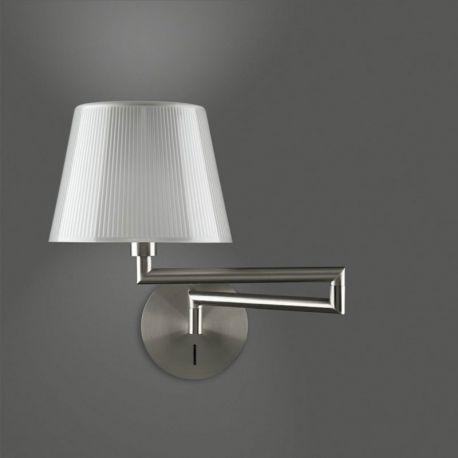 wall lamp walden 2 metalarte. Black Bedroom Furniture Sets. Home Design Ideas
