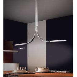 Lámpara de Techo Led 1502 L Palé Iluminación